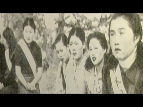 2007: Exhibit explores (Korea)'s 'comfort women  1/26/14