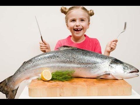 بالفيديو..تناول الأسماك مرتين أسبوعيًا على الأقل يقي من الإكتئاب
