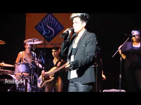 Adam Lambert - Never Close Our Eyes - 98.5 KRZ Summer Smash, Wilkes-Barre, PA 5/25/12