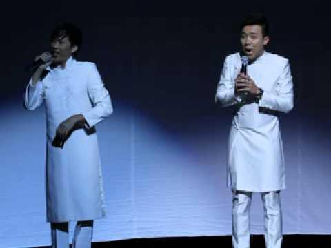 Hài Hoài Linh Trấn Thành hát giả giọng Tuấn Ngọc, Khánh Ly part 0