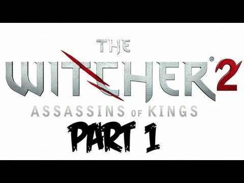 The Witcher 2: Walkthrough - Part 1 - GIVEAWAY! - Let's Play (Gameplay & Commentary)