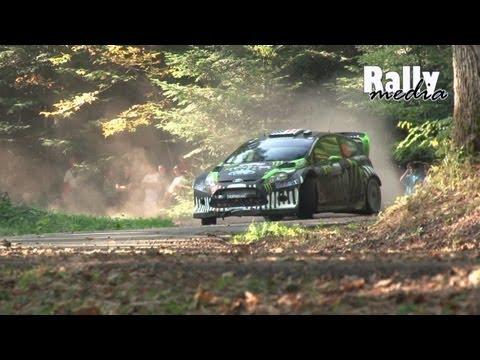 WRC Rallye de France 2011 (HD)