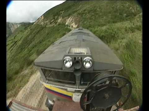 Riding the rails of Ecuador  Part 2 of 2