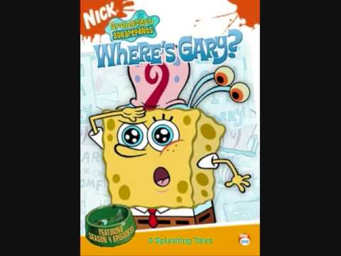 Where-s Gary? (Spongebob-s Greatest Hits)
