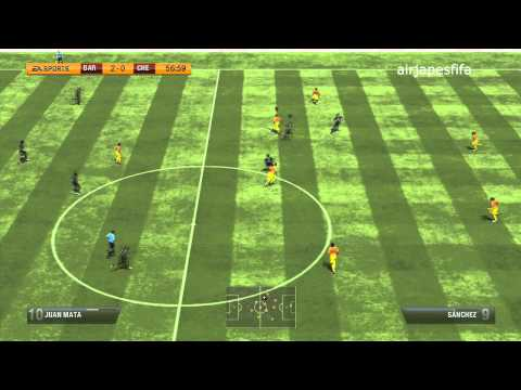 FIFA 13 Q&A - FIFA 13 HD Gameplay - Barcelona vs. Chelsea