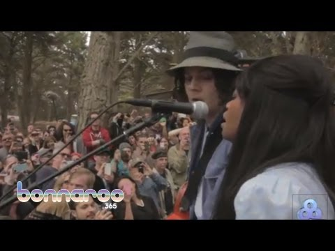 "Jack White Surprise Set - ""Love Interruption"" - Outside Lands 2012 (Official Video)"