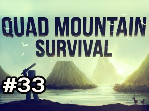 Minecraft: Quad Mountain Survival w/Nova Ep.33 - WHALE KILLING KARMA