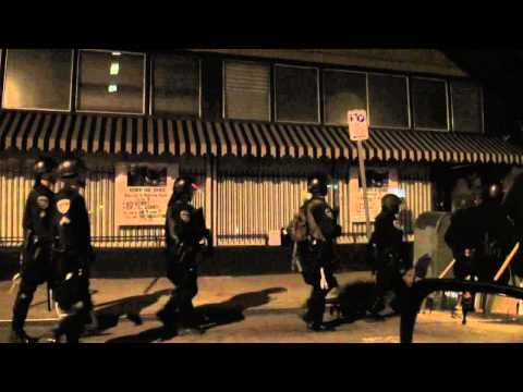Occupy Oakland Raid: Police Just Following Orders