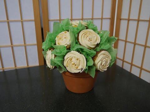 Cupcake Bouquet - How To - UCxvPYd1MSUALbStAUB9m-pA