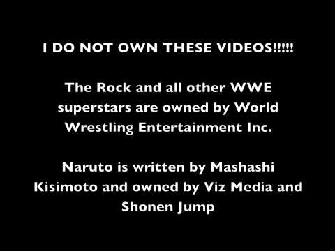 The RocK Owns Naruto