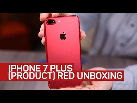 """""""Apple"""" компани улаан өнгийн """"iPhone 7"""" утсаа танилцуулав /Видео/"""