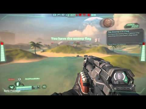 Gameplay Videos - Tribes: Ascend Gameplay Movie 5