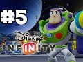 Disney Infinity - Gameplay Walkthrough - Toystory in Space Playset - Part 5 (HD)