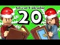 ???? Custom LEGO Advent Calendar Day 20 | LEGO Story ????