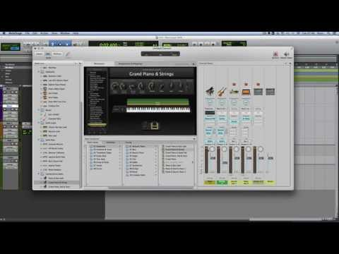 Use Audio Units Instruments In Pro Tools 9, 10 And Pro Tools 11