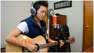 """All of Me"" John Legend cover by Alex Thao"