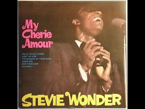 stevie wonder cherie amour