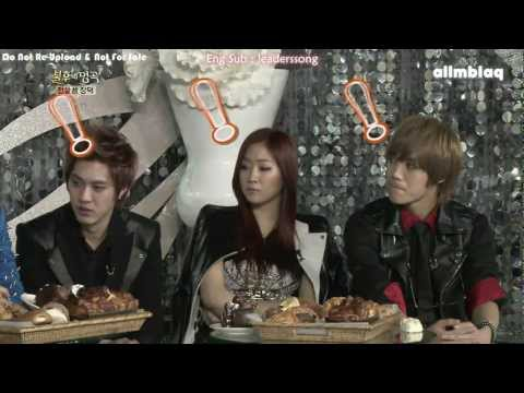 [Thai Sub] 130316 Seungho & Mir - Because of Noona @ Immortal Song 2