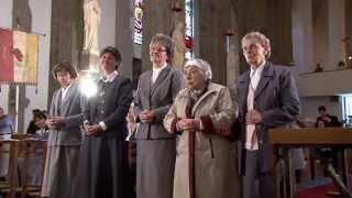 Pünkösdi fogadalomtétel a Szentlélek templomban 2013