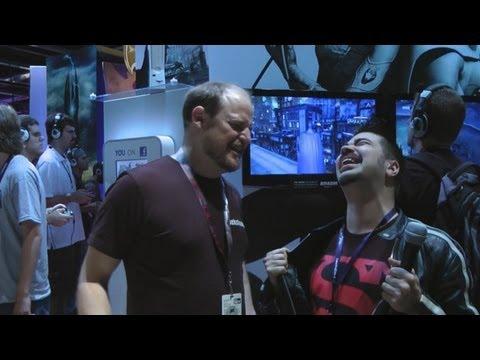 Batman: Arkham City - Game Plus Mode & Superman!?