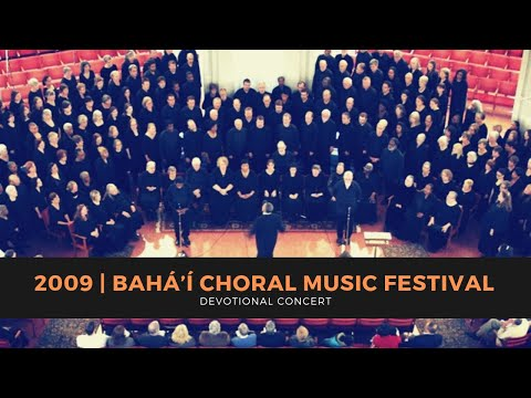 3rd Annual Baha-i Choral Music Festival