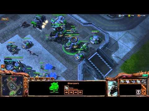 Fan Game Friday #5: Psy Plays Terran