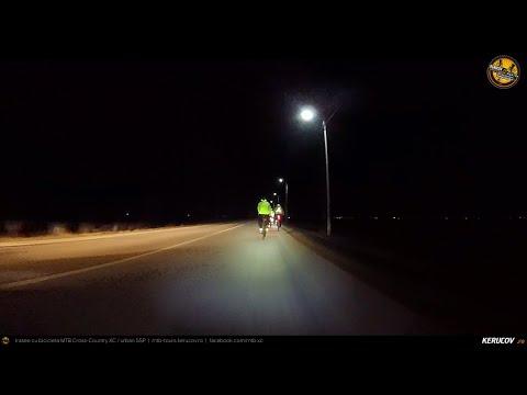 Montaj video: Joi seara pedalam lejer / #52 / Bucuresti - Darasti-Ilfov - 1 Decembrie [VIDEO]