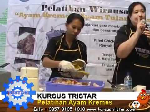 Resep Cara Membuat Ayam Kremes