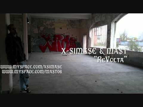 """X-SIMASE & MÃST """"ReVolta"""""""