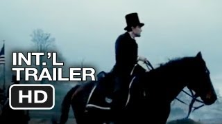 Lincoln International Trailer (2012) - Steven Spielberg Movie HD