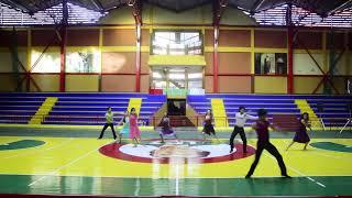 Presentación del Ballet Clásico de la UMSA en el Colegio Domingo Savio