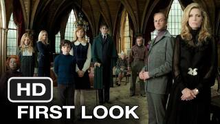 Dark Shadows (2012) First Look - Johnny Depp New Film