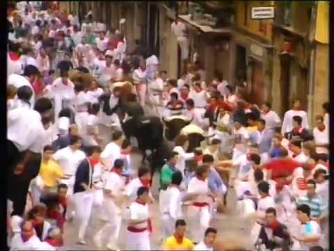 Encierro de San Fermín   13 de julio de 1994 480p