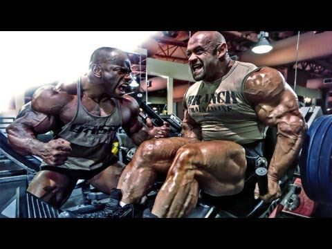 Bodybuilding Motivation - No Time To Waste (ShaQx)