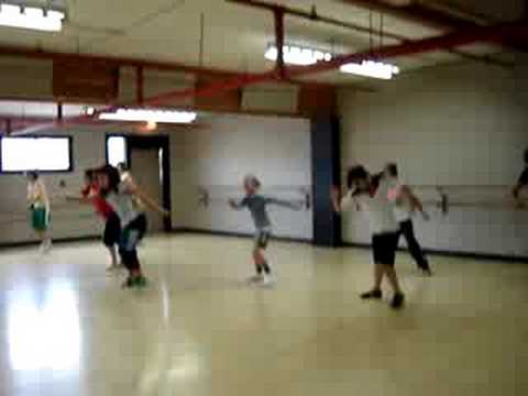 Hip Hop Penticton Boot Camp - Calabria 2