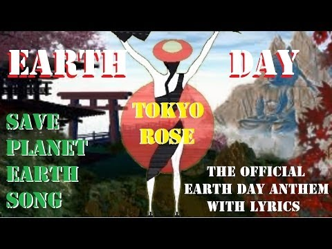 EARTH DAY OFFICIAL VIDEO FOR SAVE PLANET EARTH