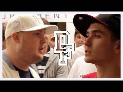 DON'T FLOP - [TimesChangeRD1] - Rap Battle - Suus Vs Click