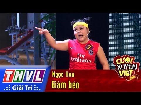 THVL | Cười xuyên Việt 2016 – Tập 3: Giảm béo – Ngọc Hoa