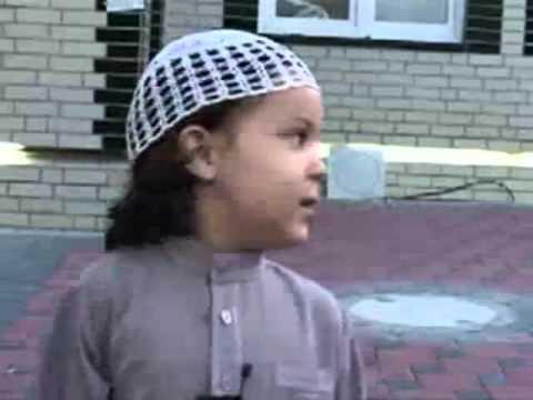انظر قراءة هذا الطفل الايطالى للقرءان..فيديو