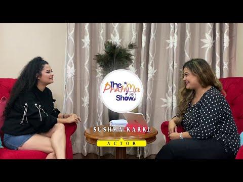 Sushma Karki (Actor) | The Pratima Show with Pratima Shrestha | Episode 31 | 29 October 2020