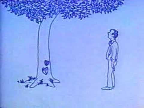 The Actual -73 Giving Tree Movie Spoken By Shel Silverstein
