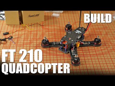 FT 210 Quadcopter - BUILD - UC9zTuyWffK9ckEz1216noAw