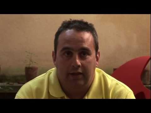 Miguel Kutxo ¿qué sientes en el Encierro?