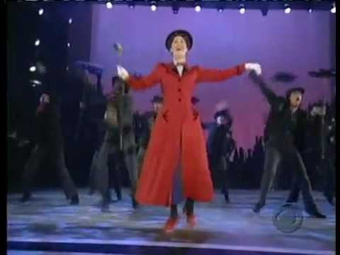 Mary Poppins on Broadway: Mary Poppins Medley at the 2007 Tony Awards