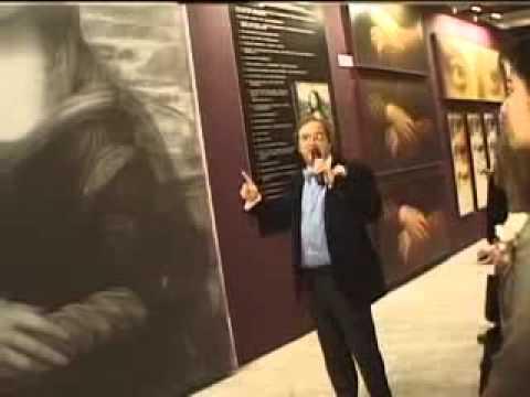 """La Mostra """"Il Genio di Leonardo"""" al T1 dell'Aeroporto Leonardo da Vinci"""