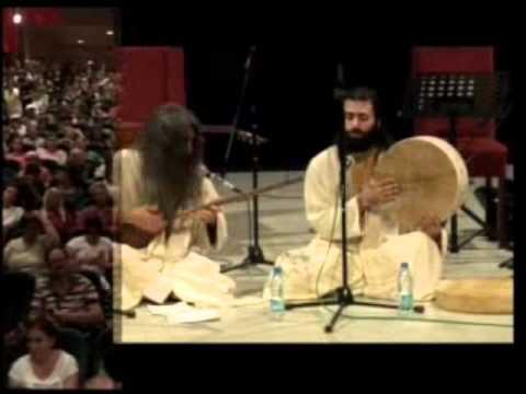 Dertli DİVANİ-Alevi İran Ozanları- Hacıbektaş Davut Sulari Etkinliği Konser