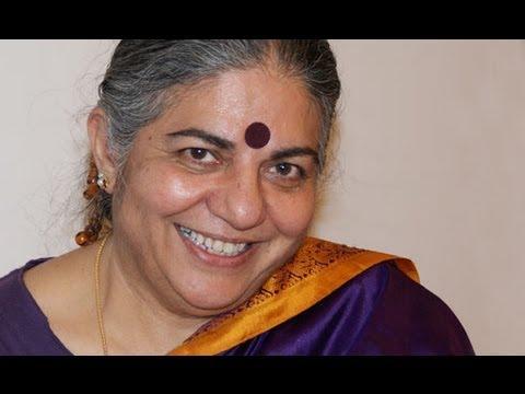 Passaparola - L'OGM distrugge il Pianeta - Vanda Shiva