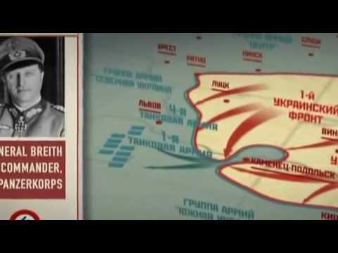 Wojna Na Wschodzie SOVIET STORM BITWA O UKRAINE 7/8