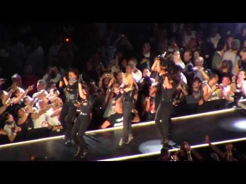 2/10 MADONNA MILANO 2012-REVOLVER-GANG BANG-PAPA DON'T PREACH-HUNG UP