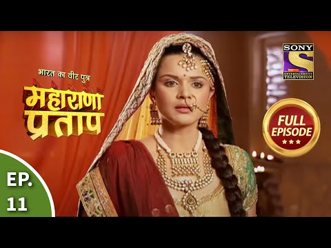 Bharat Ka Veer Putra - Maharana Pratap - Episode 11 - 12th June 2013